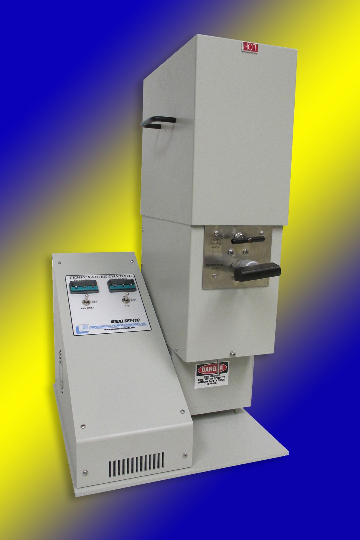 Sft 110 Supercritical Fluid Extractionsupercritical
